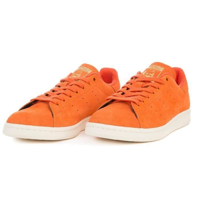 adidas stan smith homme orange