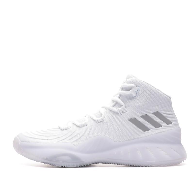 chaussure adidas blanc homme