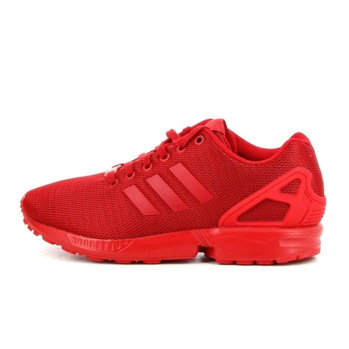zx flux adidas rouge
