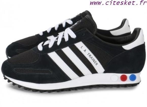 LA TRAINER EM NR Chaussures Homme Adidas Baskets