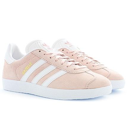 adidas femme gazelle rose