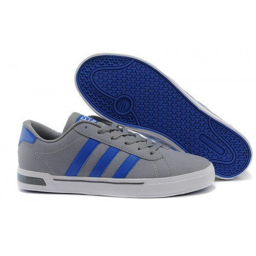 chaussure homme adidas bleu