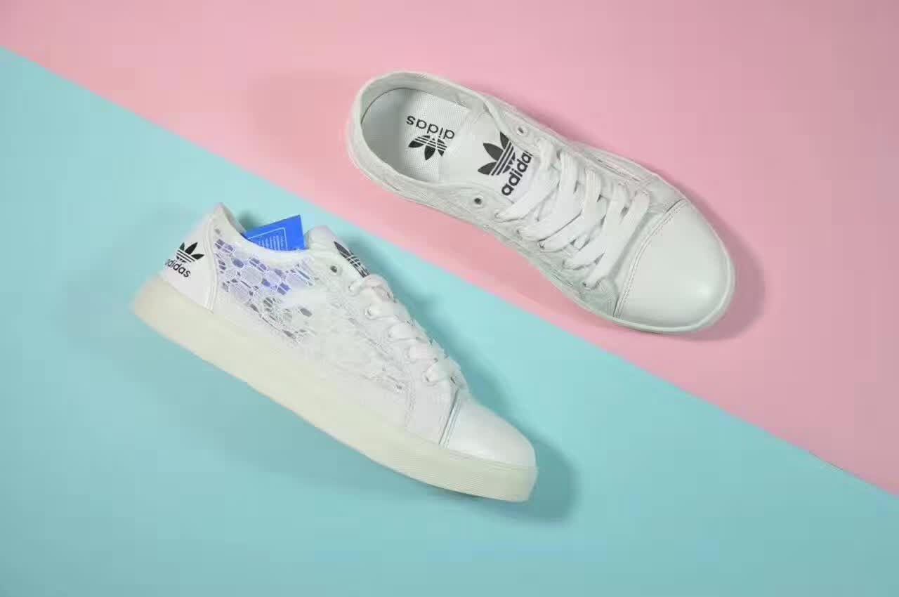 chaussure adidas dentelle