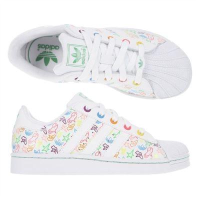 chaussure adidas superstar fille