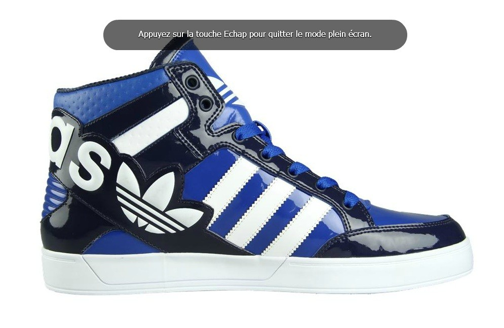 chaussure ado fille adidas