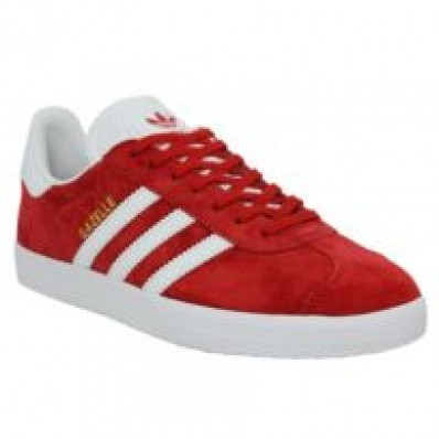 chaussures adidas hommes rouge