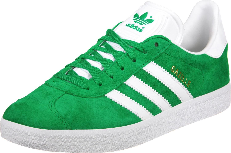 gazelle adidas femme verte