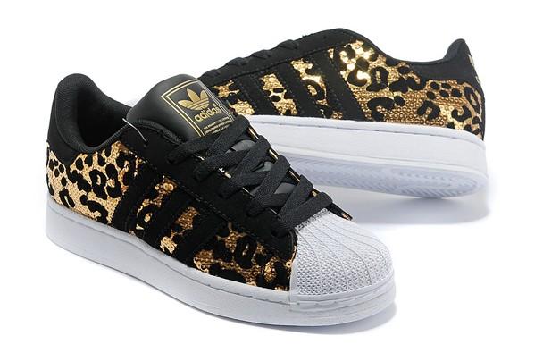 basket adidas leopard femme