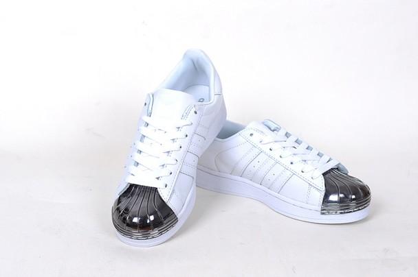 adidas superstar femmetoute blanche