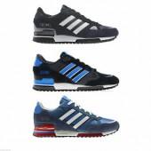 adidas originals baskets zx 750 homme bleu