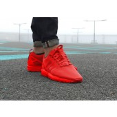 adidas zx flux rouge pas cher