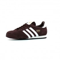 adidas dragon homme marron
