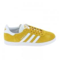 adidas gazelle femme jaune moutarde