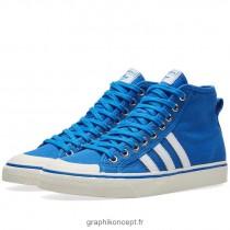 adidas nizza homme bleu