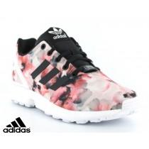 adidas zx flux femmes rose