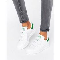 basket adidas femmes stan smith vert