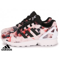chaussure adidas femme fleuri