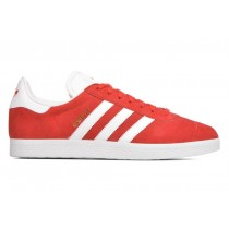 chaussures adidas gazelle homme rouge