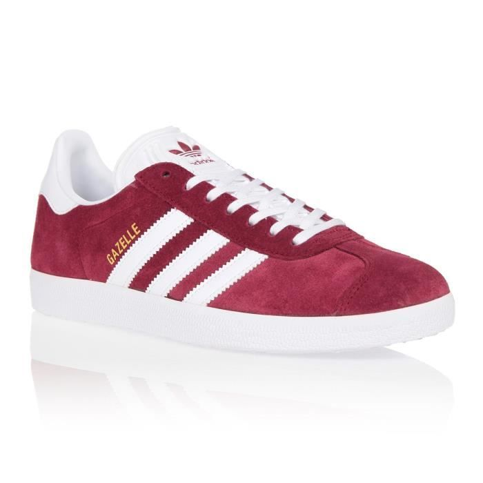adidas rouge homme chaussure
