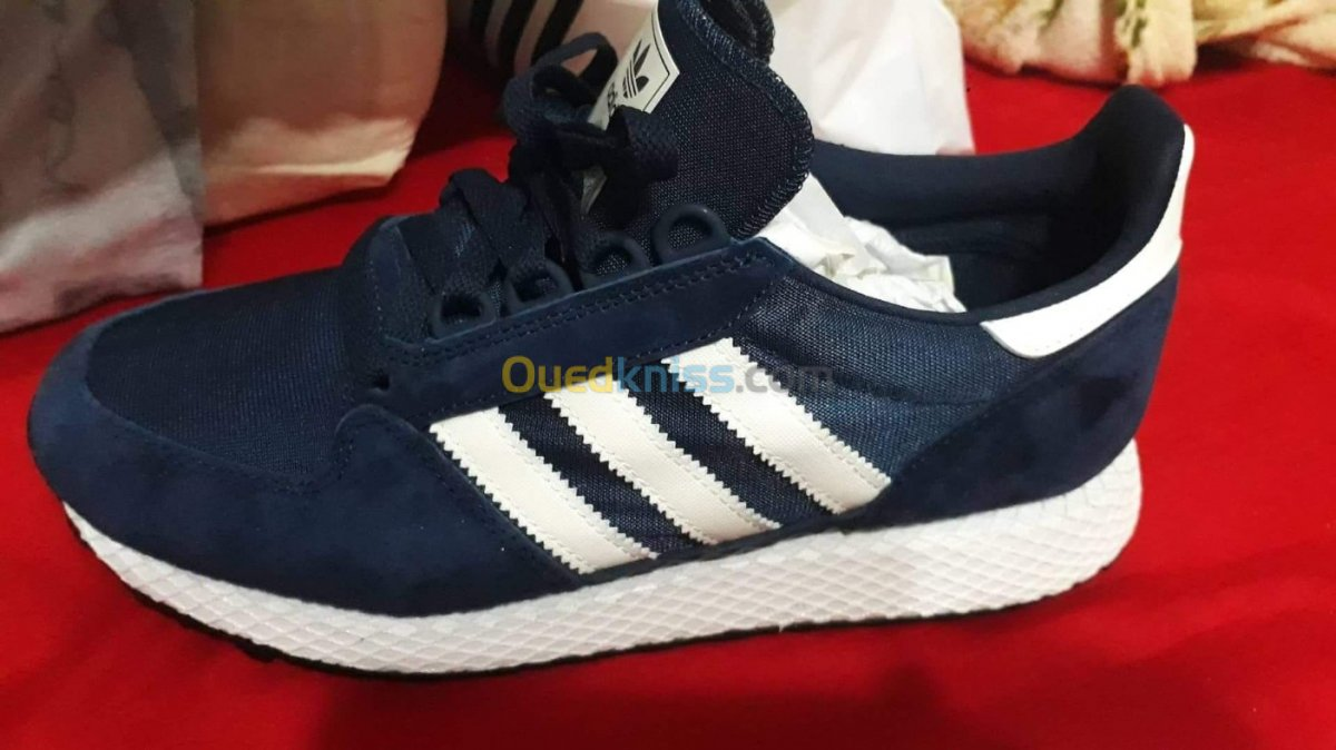 basket adidas homme ouedkniss