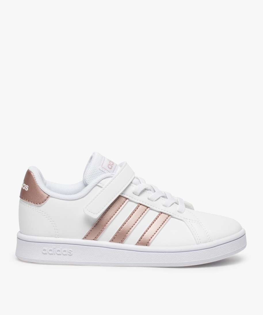 chaussure adidas enfant fille 36 rose